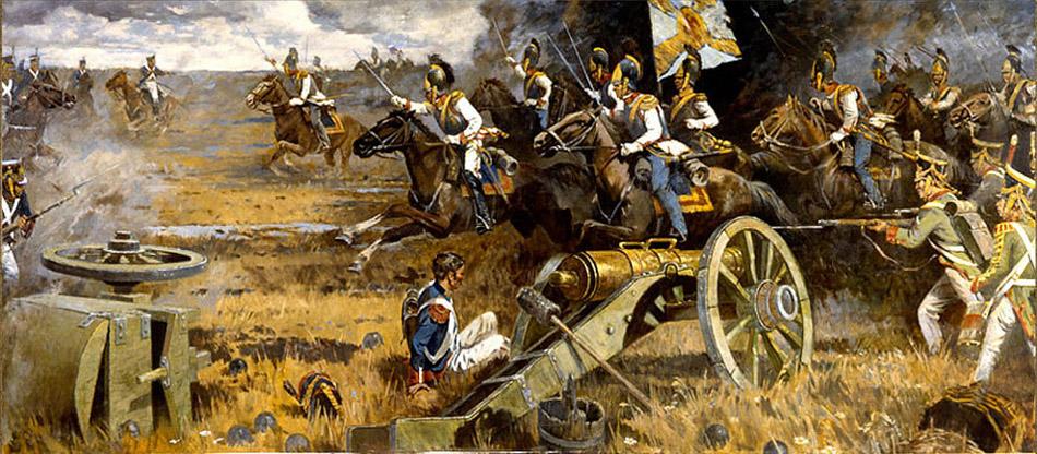 Отечественная война года История класс Иллюстрации  Отечественная война 1812 года в картинах мастеров Студии военных художников им М Б