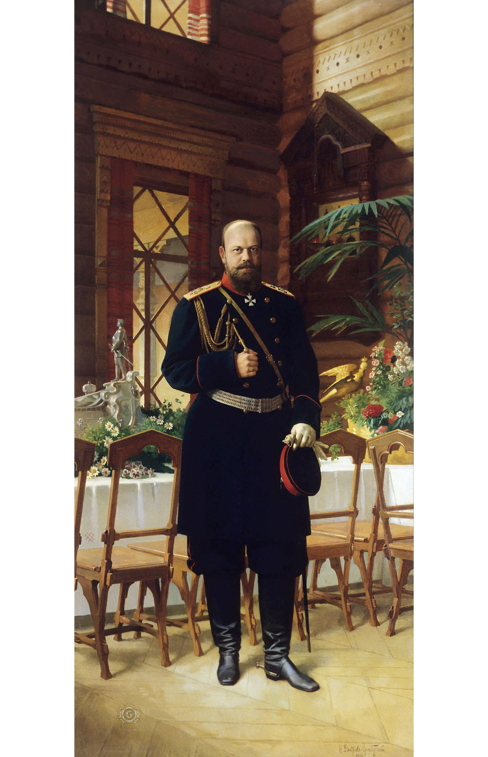 an analysis of the consequences of emperor nicholas ii of russias failure to offer genuine reform af Glimpses of life and manners in persia by lady sheil with notes on russia, koords, toorkomans, nestorians, khiva, and persia with illustrations.