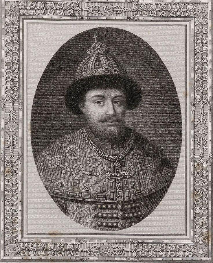 Царь алексей романов фото