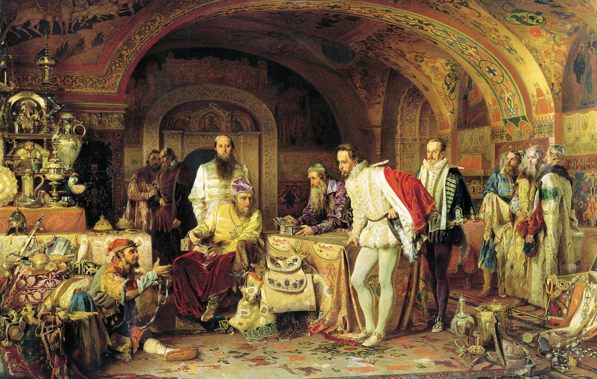 Почему мечта многих средневековых монархов создать империю 151