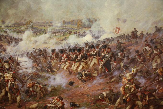 1812 в живописи:
