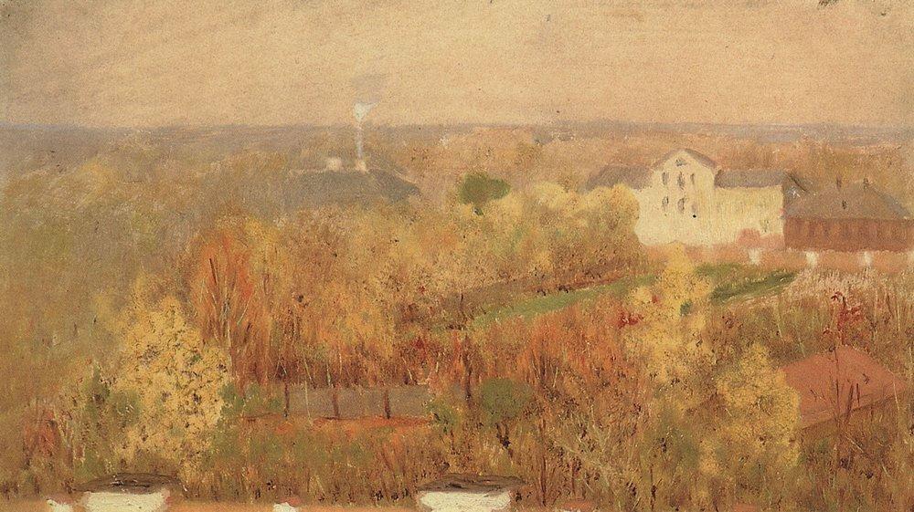 А куинджи крым южный берег 1887
