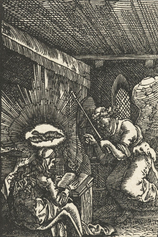 Альбрехт Альтдорфер. Благовещение. 1506-1538.