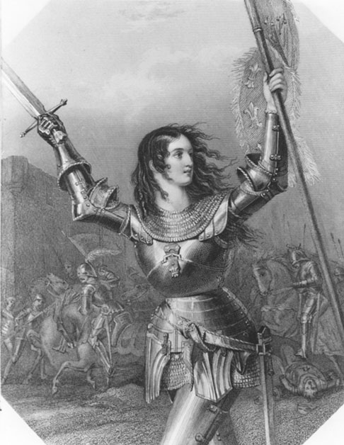 an analysis of the character of joan of arc a french heroine
