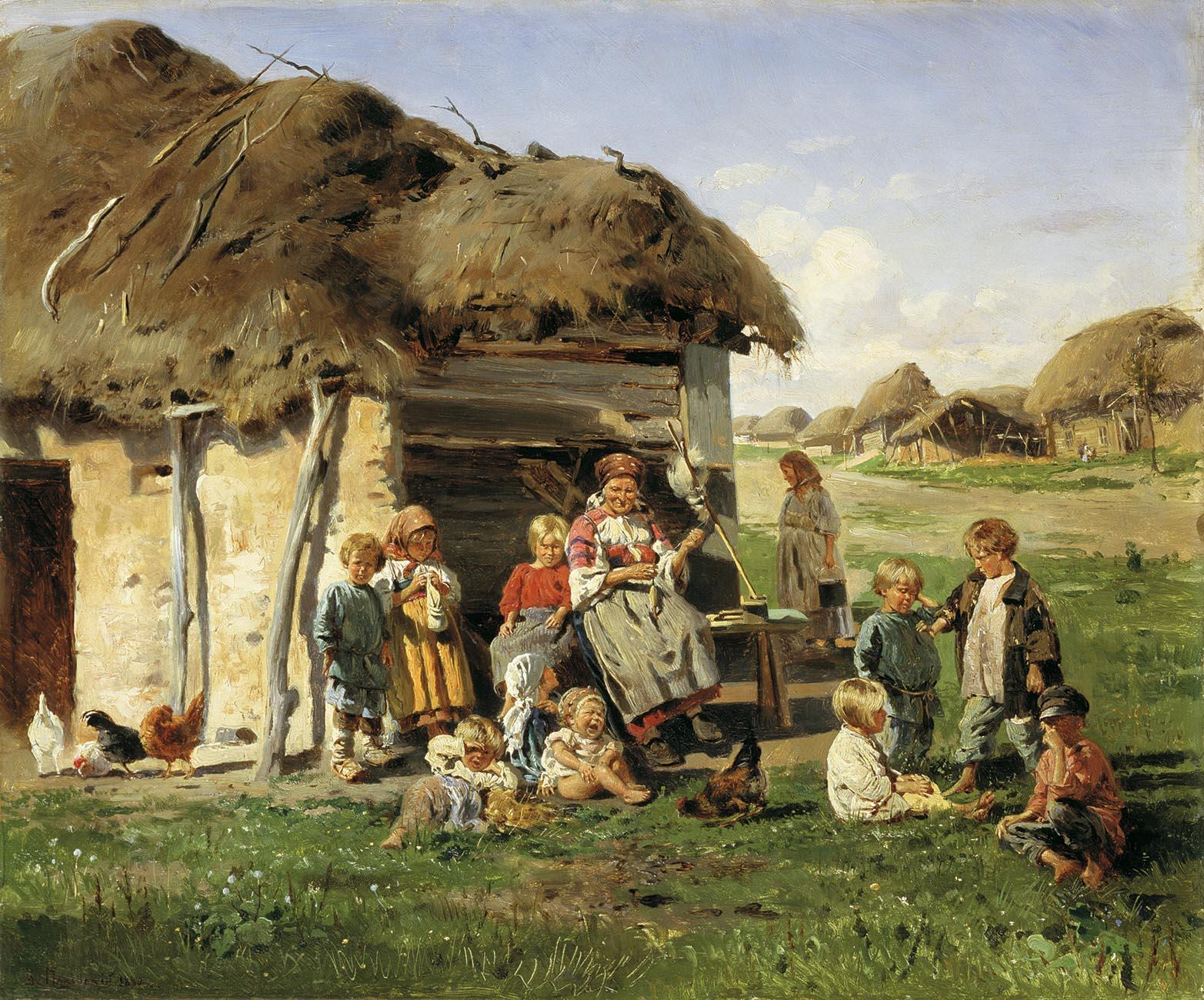 �������� ���������. ������������ ����. 1890.