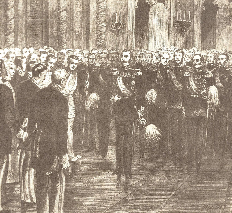 ������ �������. ���������� �� �������������� � �������� ������� �� �����. 1843.