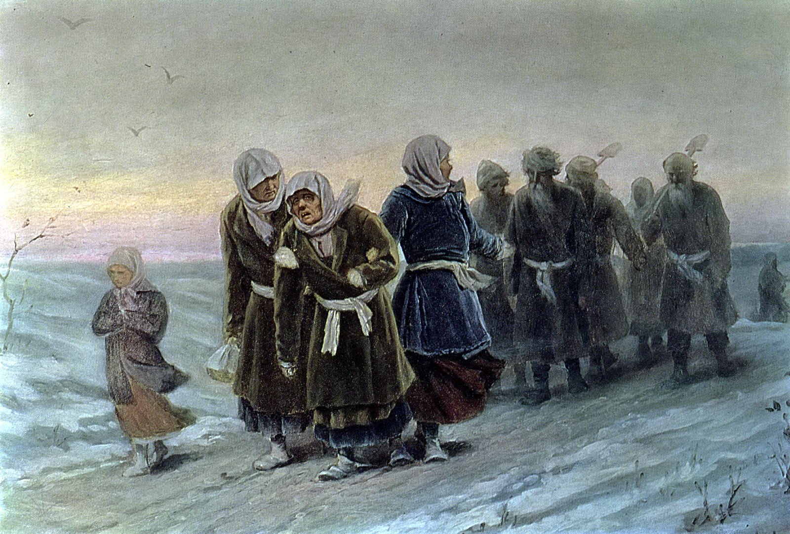 ������� �����. ����������� �������� � ������� �����. ������ 1880-�.