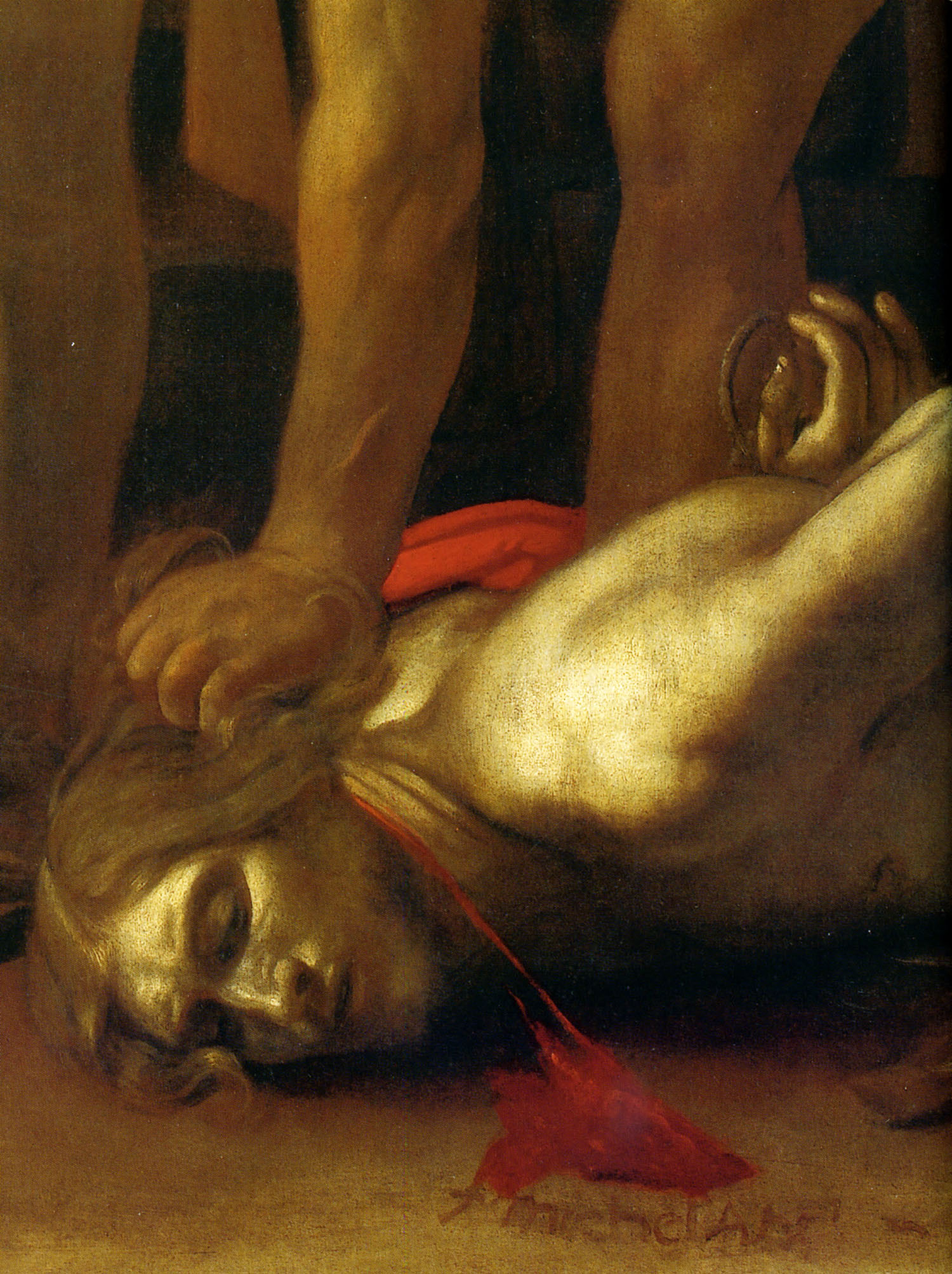 an analysis of the topic of the hostility of the caravaggio and the beheading of st john This pin was discovered by olivia stone discover (and save) your own pins on pinterest.