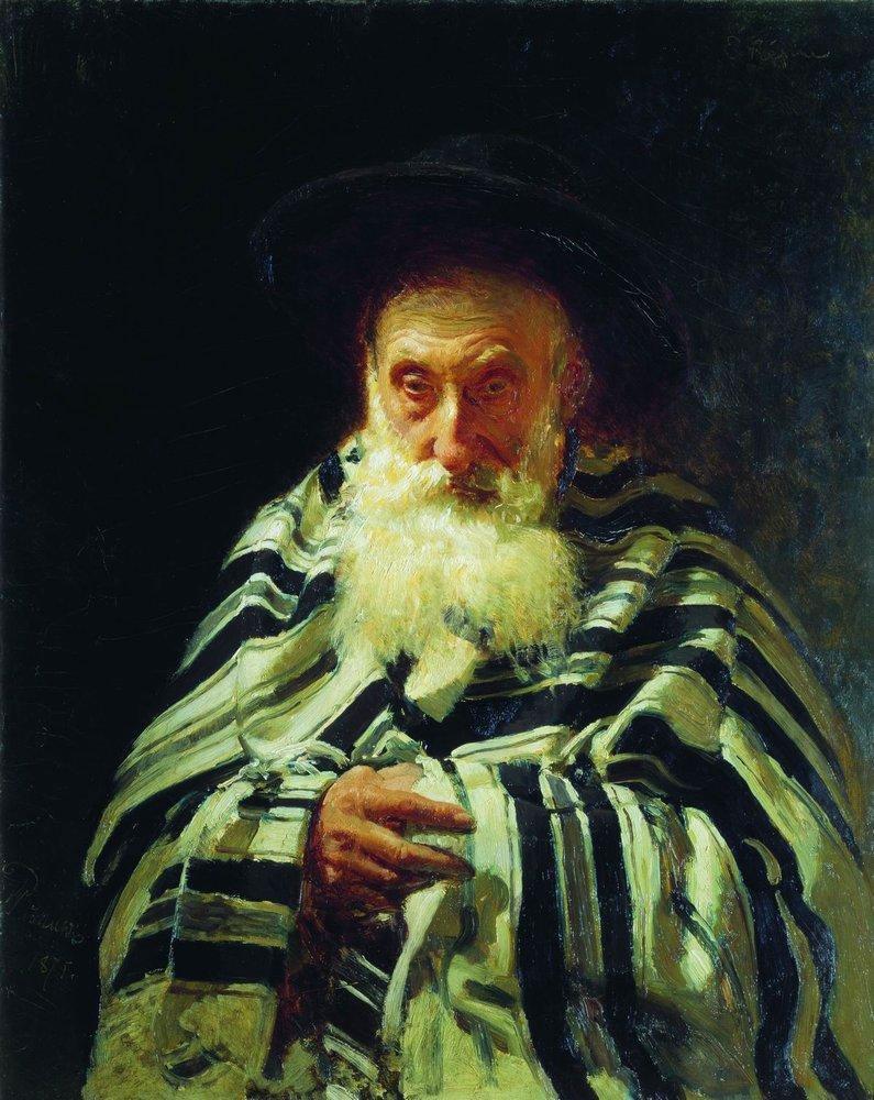 Еврей на молитве