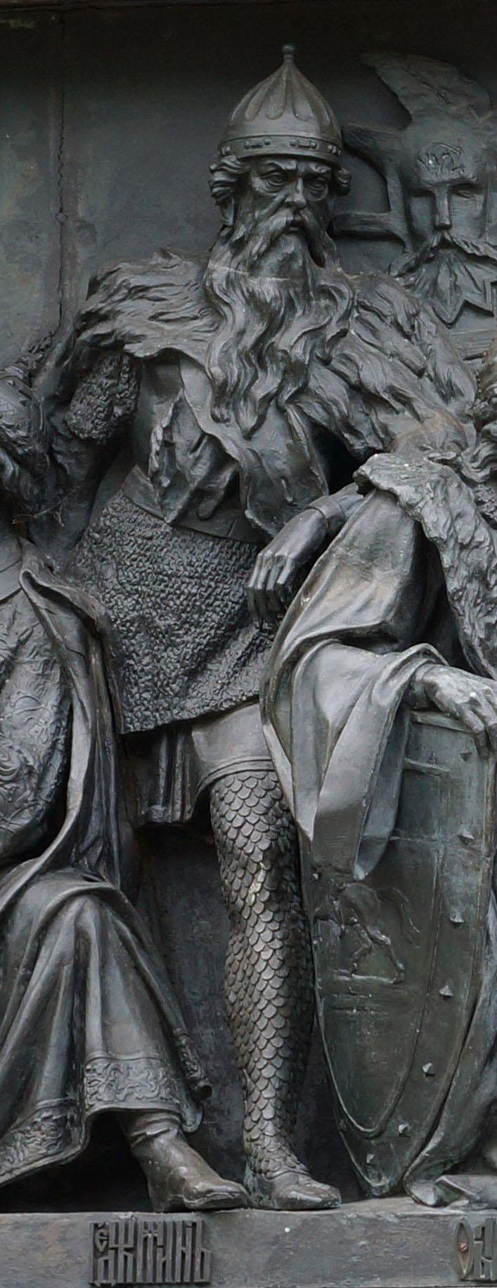 Гедимин (?-1341), великий князь Литовский.