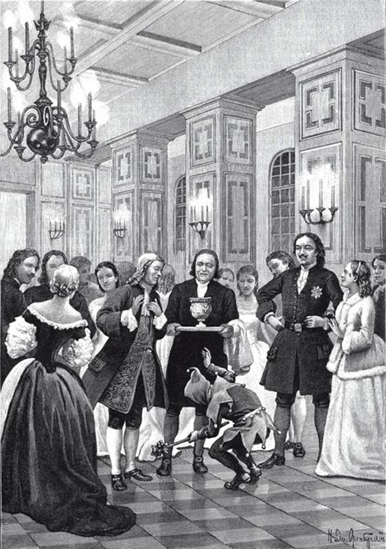 Как воспитывали провинившихся служанок в старину фото 51-63