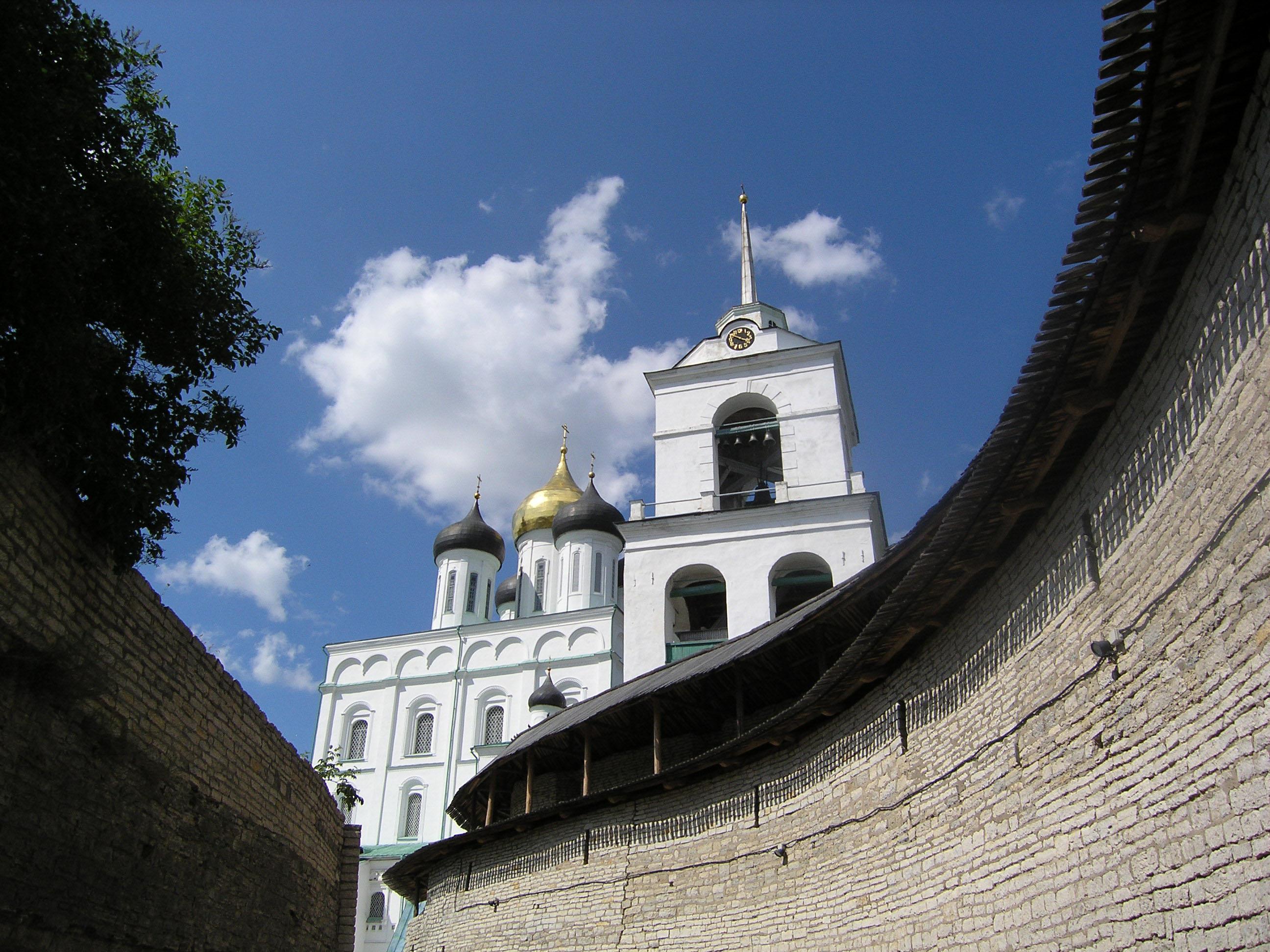 меня картинки псковского собора тонко чувствуют