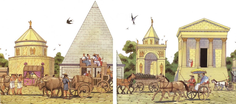 Римская империя оргии 15 фотография