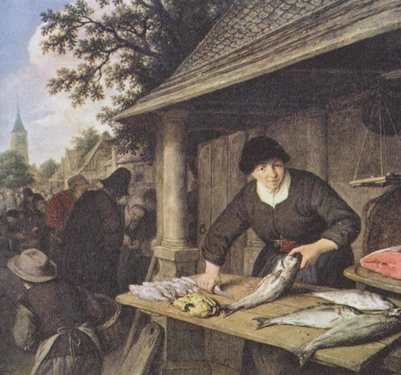 Адриан ван Остаде.