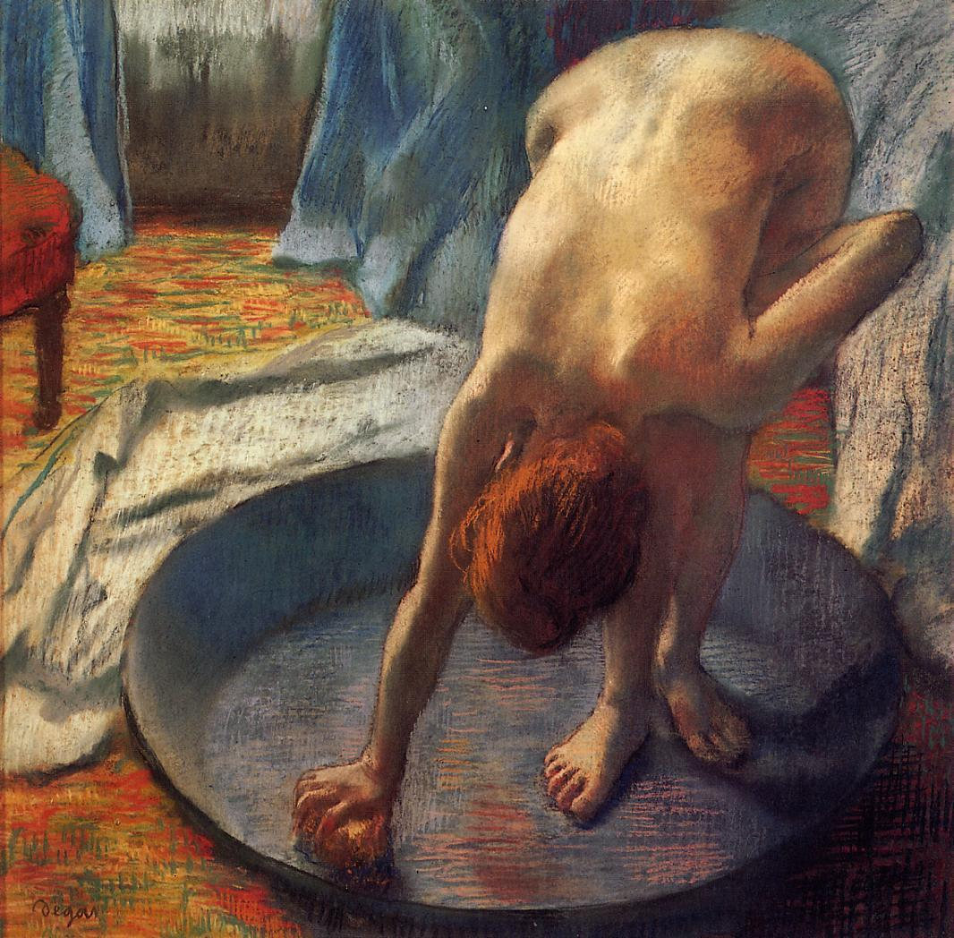 a biography of edgar degas an artist